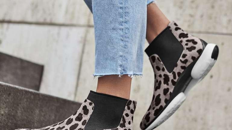 La tendencia del animal print se lleva hasta en los zapatos