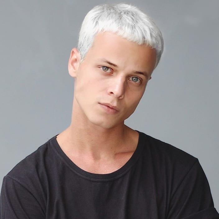 Tales Soares, el modelo que falleció sobre la pasarela en pleno SPFW