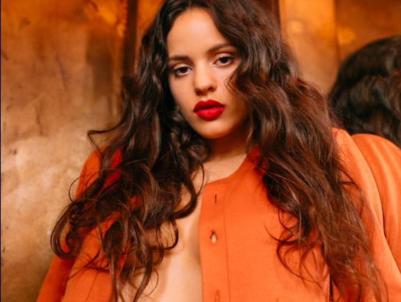 Un nuevo icono musical y de la moda: Rosalía