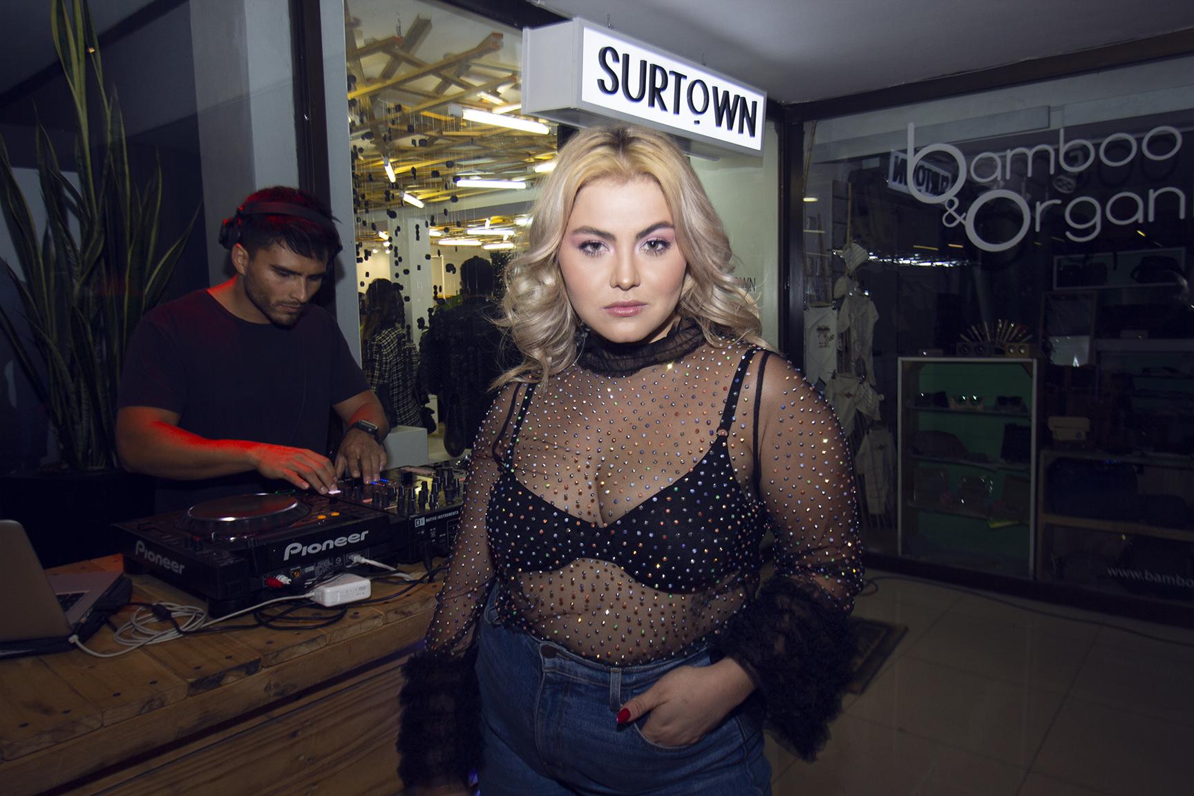 La inaguración oficial de la tienda chilena Surtown