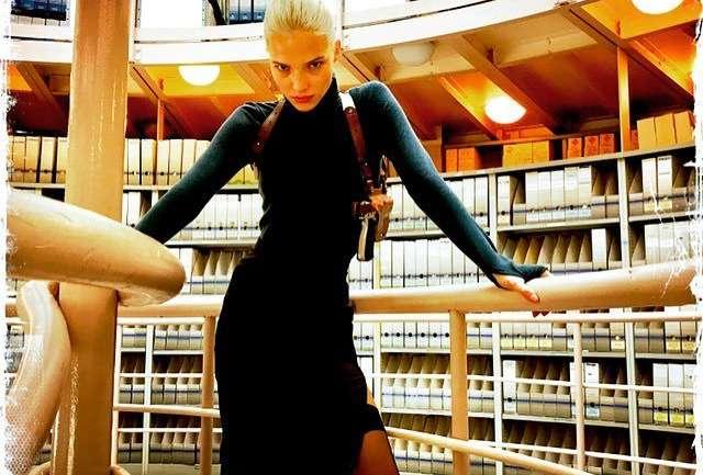 Sasha Luss: De modelo a musa de Luc Besson
