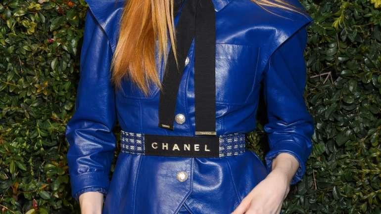 Ellie Bamber, una de las últimas musas de la moda