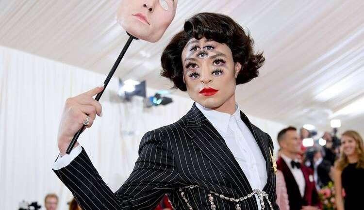 Entrevista a Mimi Choi, la maquilladora tras el look de Ezra Miller en la #METGala2019