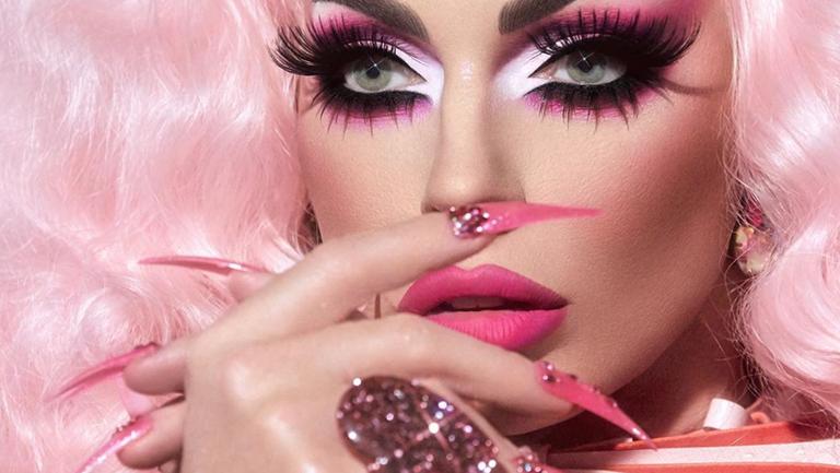 Alyssa Edwards lanza una paleta de maquillaje en colaboración con Anastasia Beverly Hills