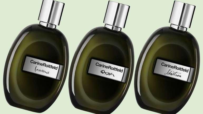 Los perfumes de Carine Roitfeld