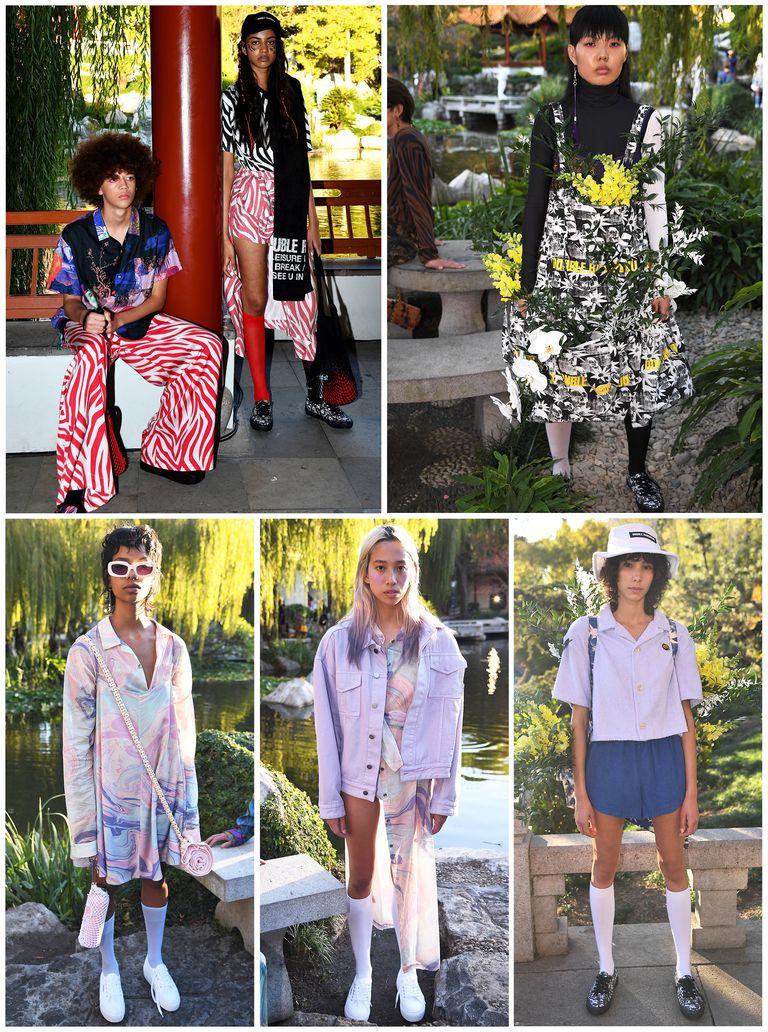10 diseñadores que destacaron en la Semana de la Moda de Australia