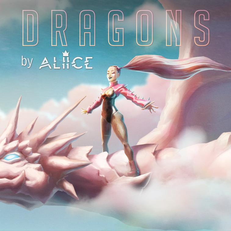 Dragons, el nuevo single de Aliice
