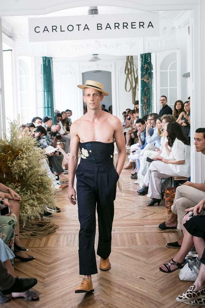 "e0d873b80 Conociendo a la diseñadora Carlota Barrera, ganadora de ""Who's On Next"" de  Vogue España"