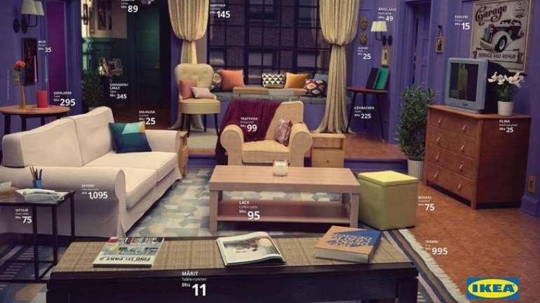 Real Life: IKEA recrea los espacios de varias series televisivas