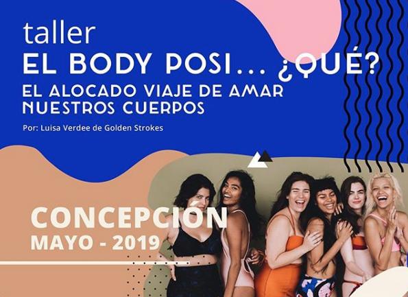 """""""El Body Posi… ¿Qué?"""", el taller con el que Luisa Verdee busca enseñar sobre el movimiento Body Positive y trabajar temáticas como amor propio y confianza"""