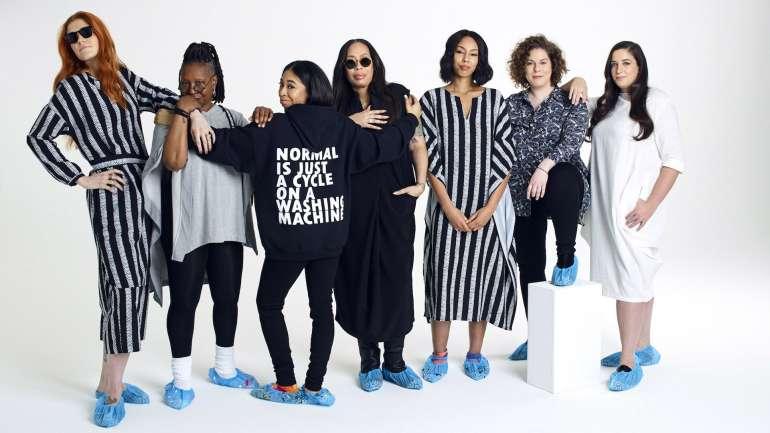 La anti moda de Dugbee, la línea de ropa de Whoopi Goldberg
