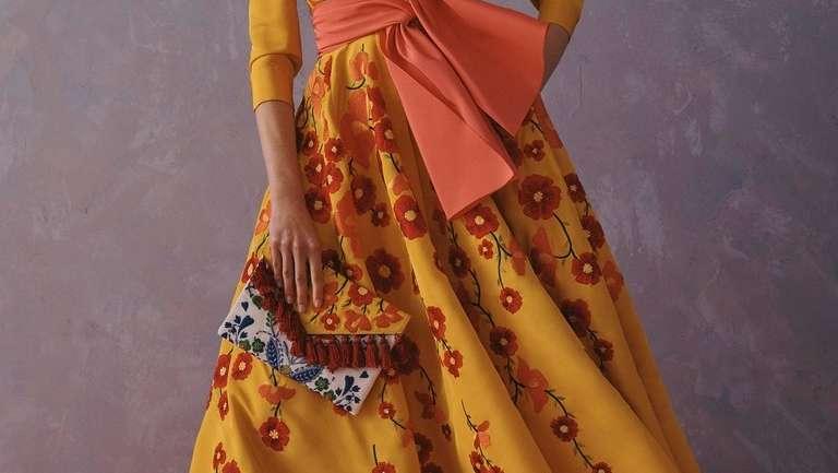 La colección de Carolina Herrera inspirada en México