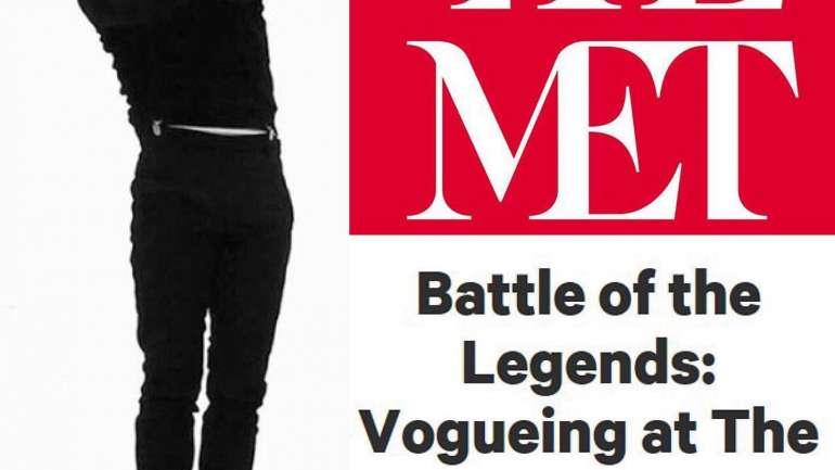 La batalla del voguing en el MET: Anna Wintour y varias leyendas serán los jueces