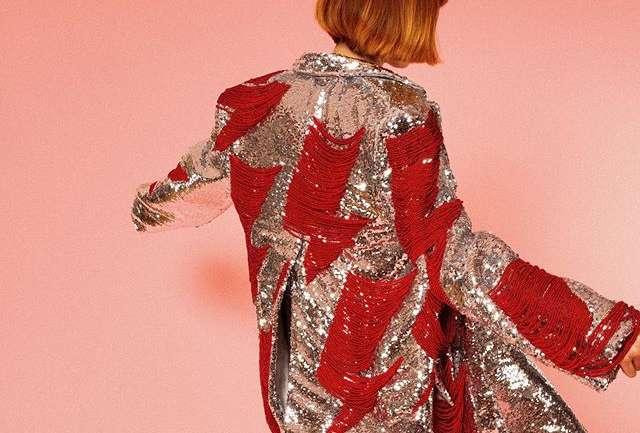 Bowie, rock and roll y moda: Los diseños de Gwen Harris