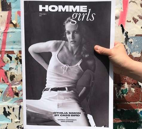 HommeGirls, una revista digital para mujeres que prefieren vestir con ropa de hombre