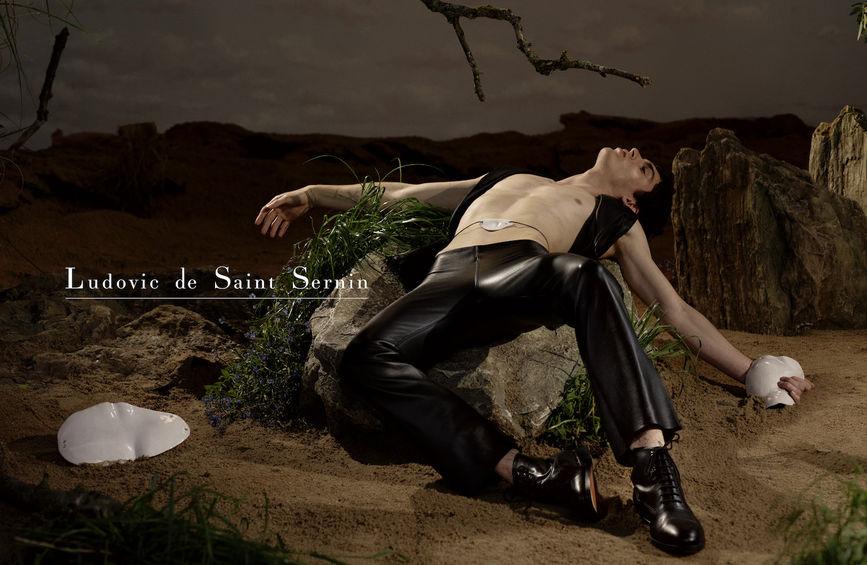 Ludovic de Saint Sernin, el último diseñador it de la moda