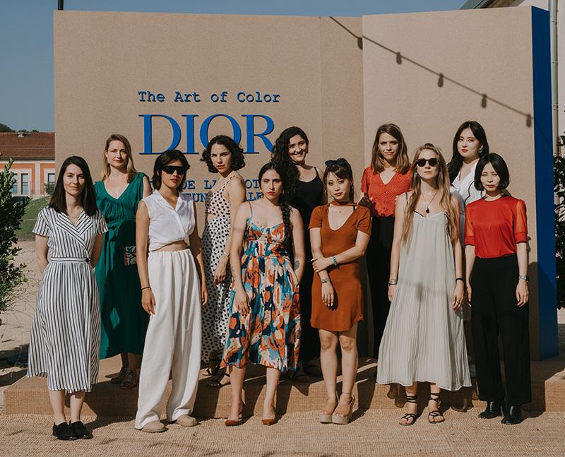 El concurso Dior Photography Award for Young Talents destacó a mujeres fotógrafas de todo el mundo
