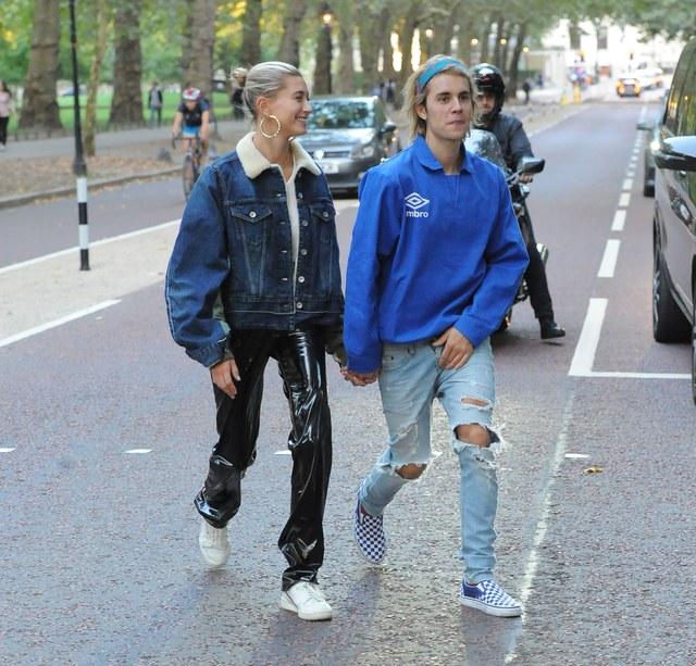 Los looks más icónicos de Justin y Hailey Bieber