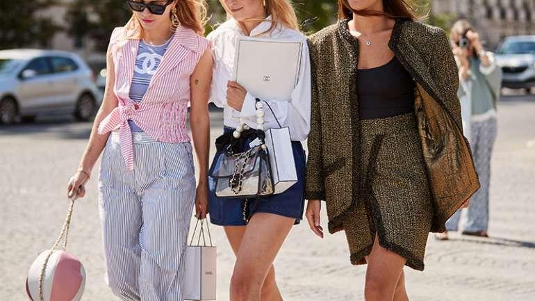 Lo mejor del street style de Paris Haute Couture