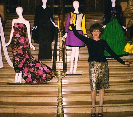 Sandy Schreier será la próxima homenajeada en la exhibición de moda del MET
