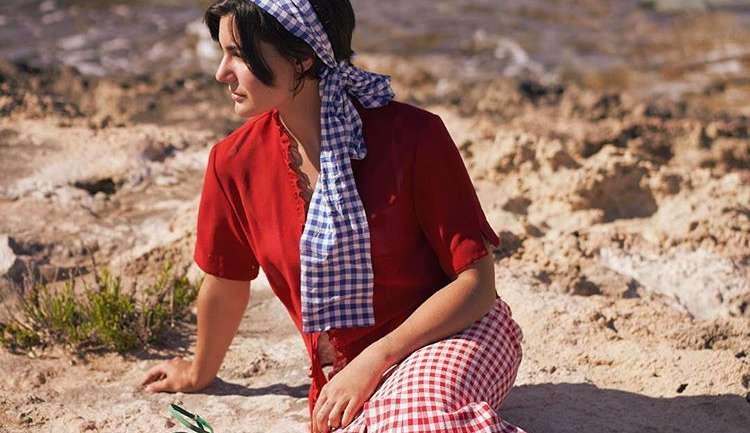 La estética de la diseñadora y estilista María Bernad
