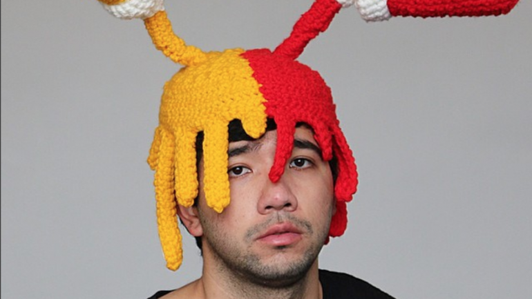El extraño mundo de crochet de @chiliphilly