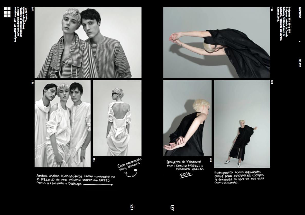 """Entrevista al diseñador Diego Labrín, a propósito de su primer libro """"Procesos de Moda Multifocal"""""""