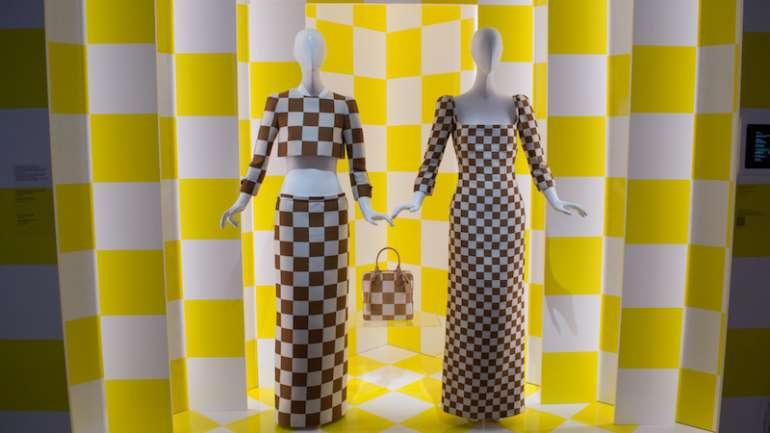 Visitamos la exhibición de Louis Vuitton X en Rodeo Drive