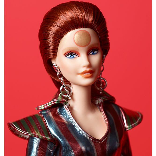 Atención: Llega la Barbie Bowie