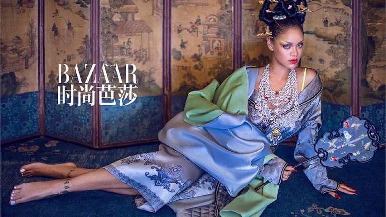 Rihanna y el chinoiserie, una relación polémica
