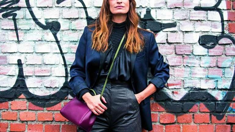 Rock and roll y Chanel: Inspirémonos para el invierno con Caroline de Maigret