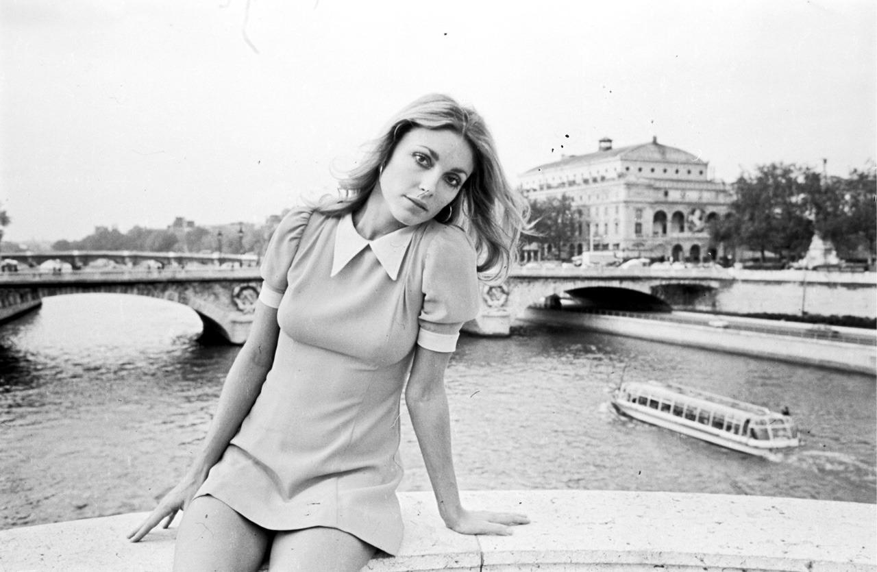 Fotografiando famosos en París con Jean Claude Deutsch