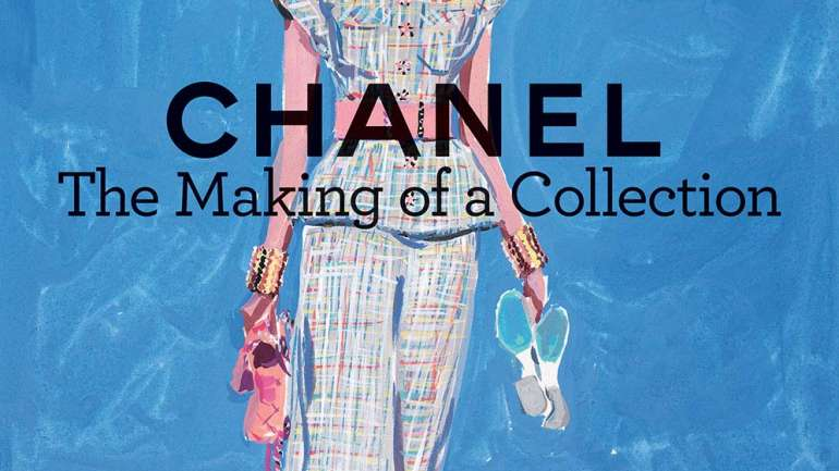The Making of a Collection: el nuevo libro ilustrado de Chanel