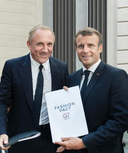 Fashion Pact: 32 firmas de moda se comprometen a resguardar el clima, la biodiversidad y los océanos
