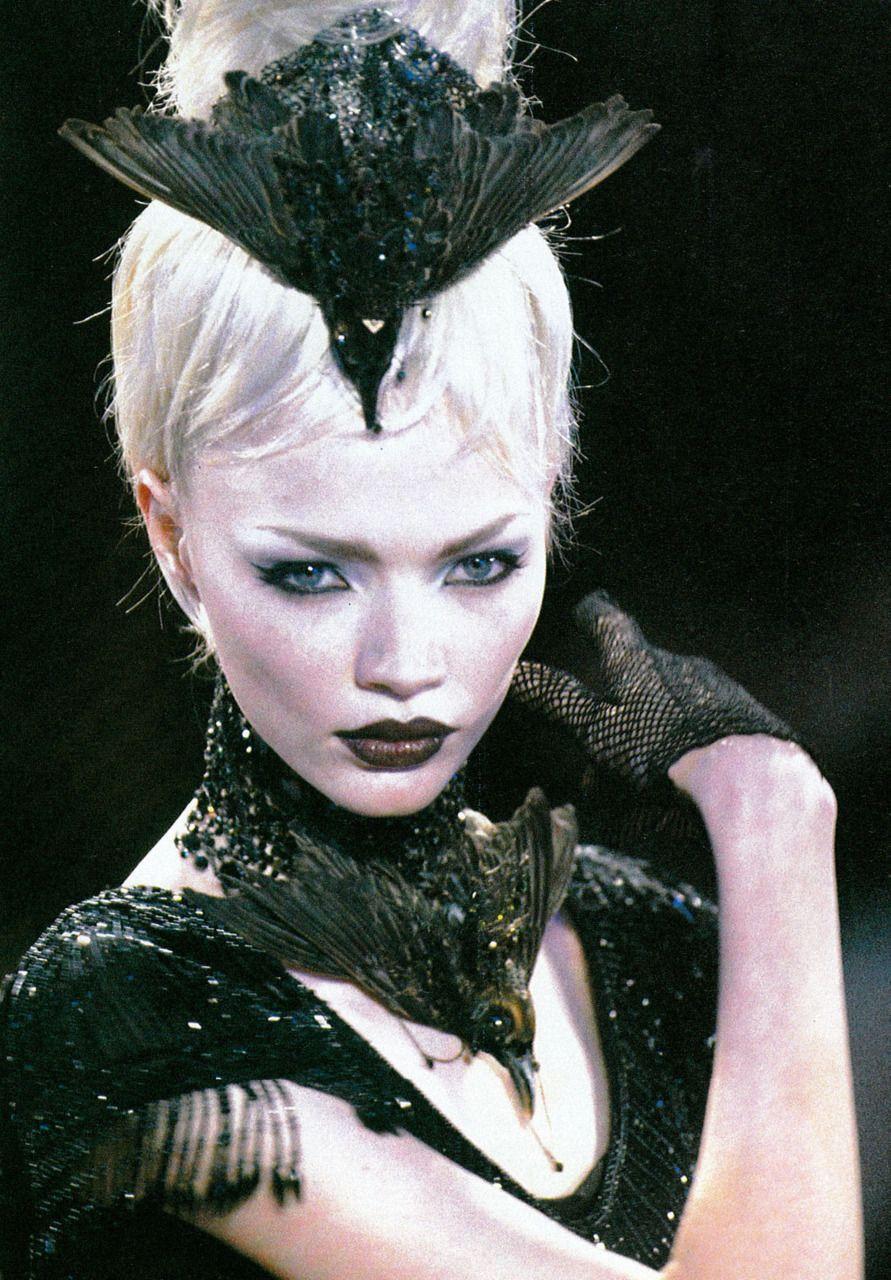 El regreso de la modelo Jodie Kidd