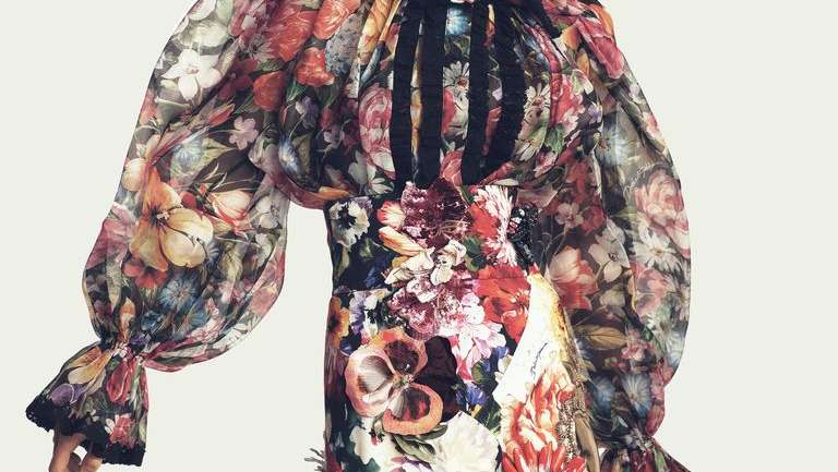 Woodstock Redux: una editorial de Elle