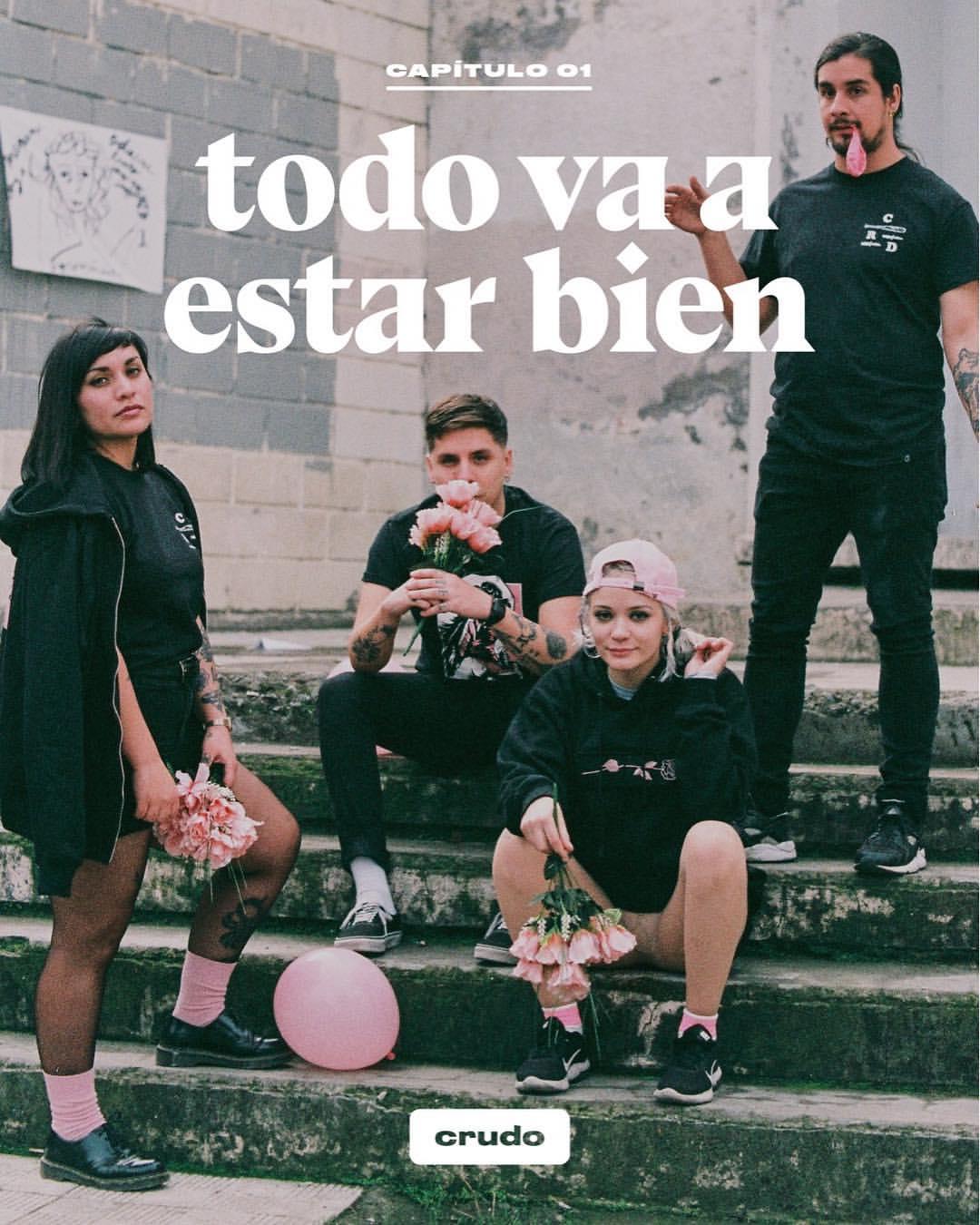 Crudo, una marca chilena que representa la bipolaridad de nuestros tiempos