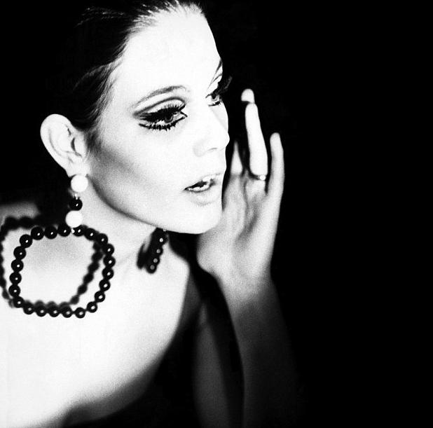 International Velvet, la modelo que fue musa de Warhol