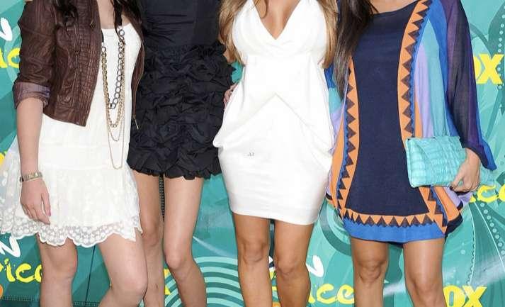 Recordemos los looks de las estrellas en los Teen Choice Awards del 2009