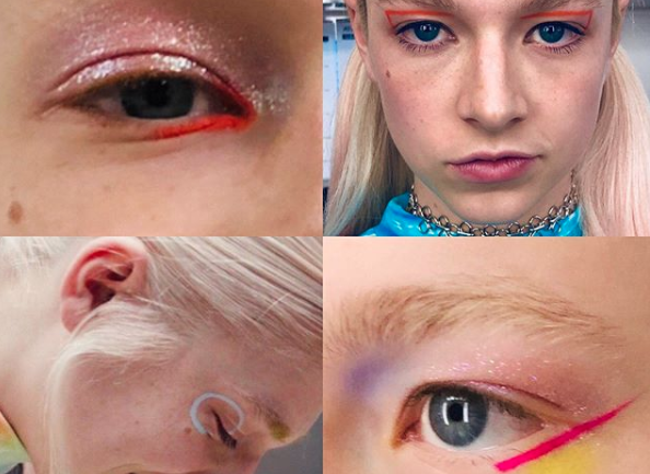 Doniella Davy, la makeup artist de Euphoria