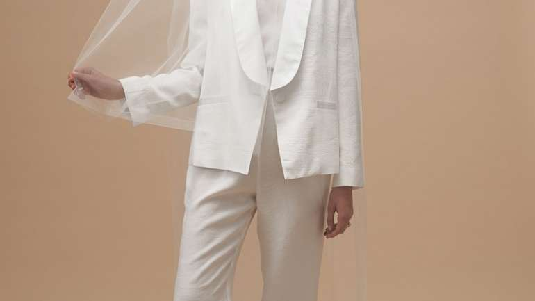 Karen Walker Atelier: Ideas para una novia moderna