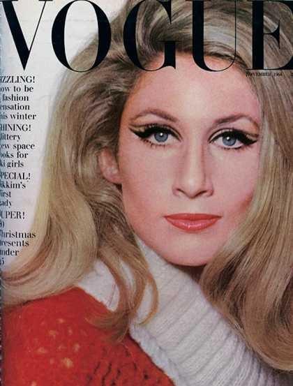 Baby Jane Holzer, la primera musa de Warhol