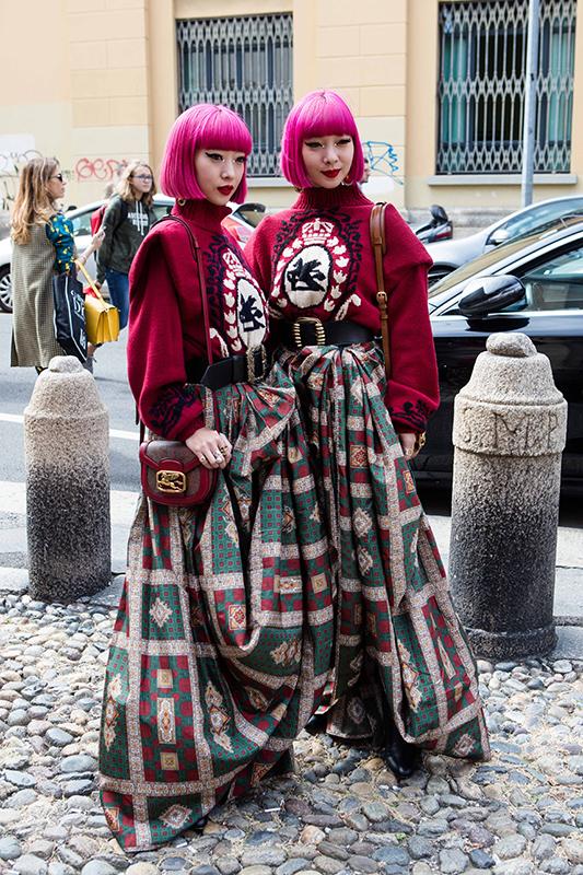 Lo mejor del street style de Milán Fashion Week S/ S 2020