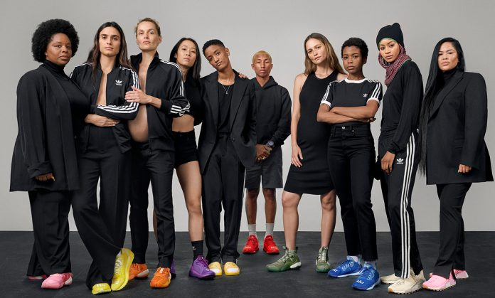 Now is Her Time, la colección de Adidas x Pharrell