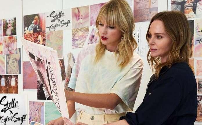 Stella x Taylor Swift, una colección inspirada en el estilo de la cantante