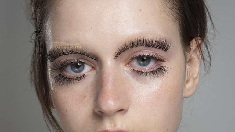Los mejores maquillaje de Milan Fashion Week