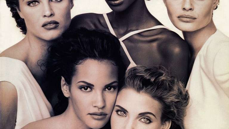 Las portadas más icónicas de Peter Lindbergh en Vogue