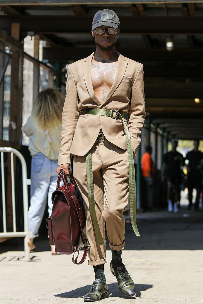 VLC man: las tendencias de street style en los Fashion Week que podemos replicar