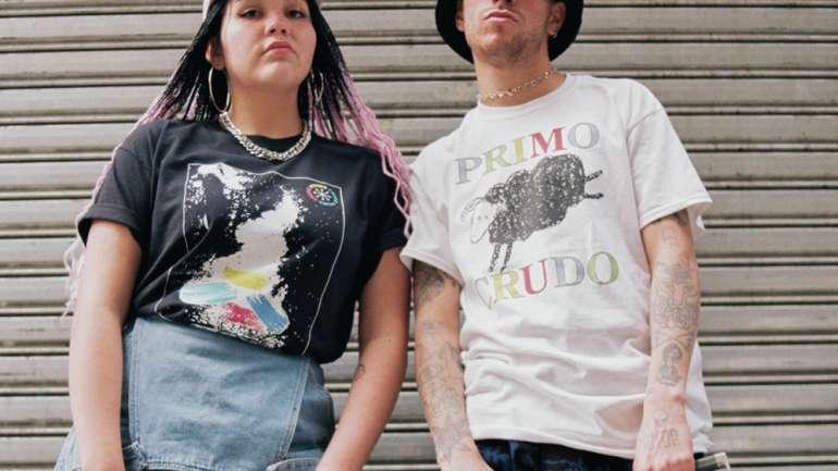 La colaboración entre Crudo y el sello musical Primo