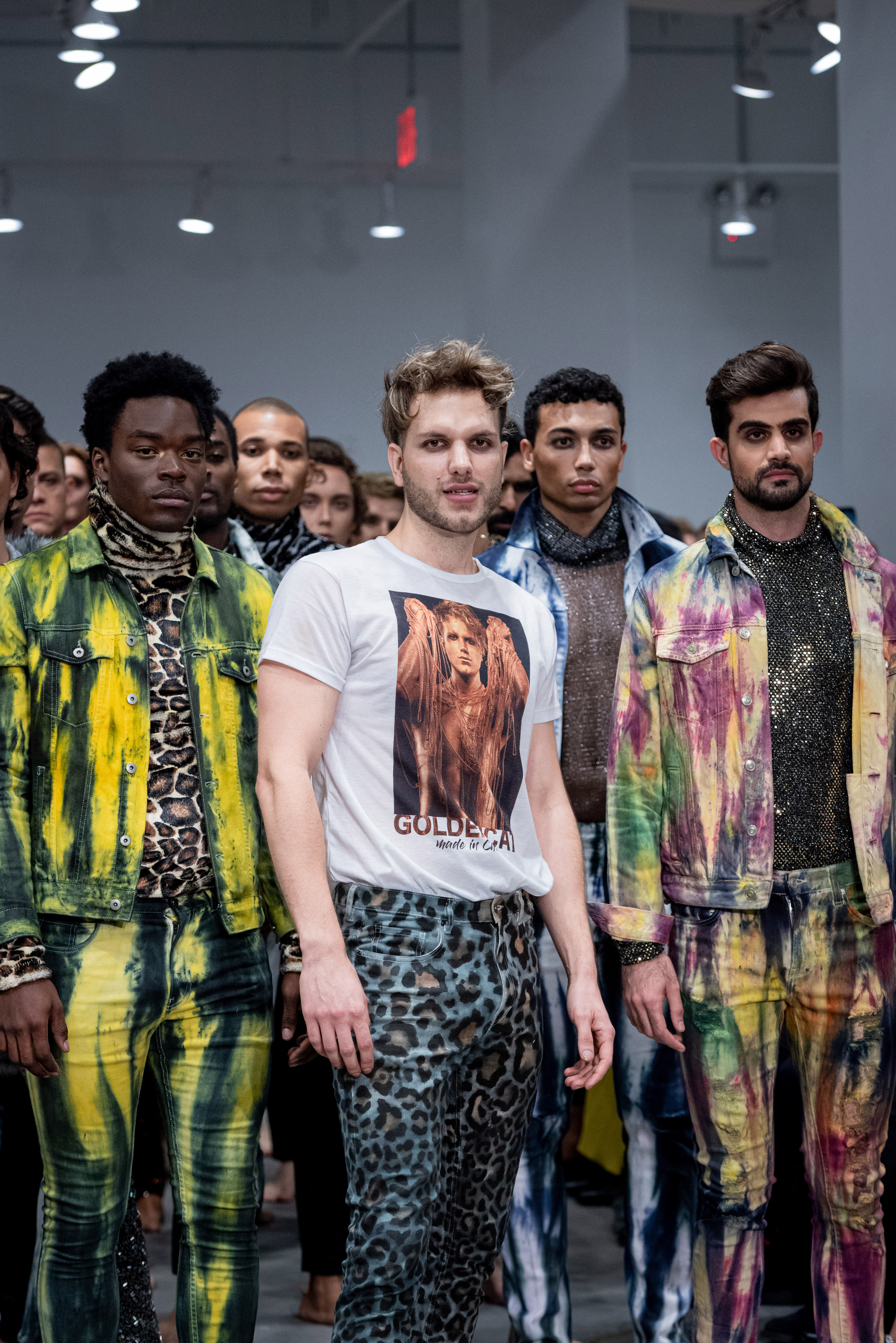 """Entrevista a Vedran Santelices, el diseñador tras la firma chilena Goldencat: """"Una vez recibida la invitación a participar en New York Fashion Week no dudé en aceptar el desafío de mostrar mi colección en la Gran Manzana"""""""